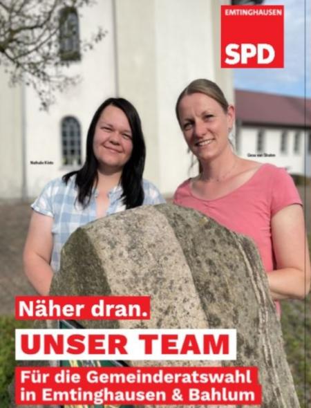 Flyer-Bild: Mühlstein