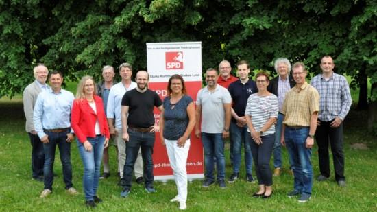Wahl: Samtgemeinderat / Gruppenfoto