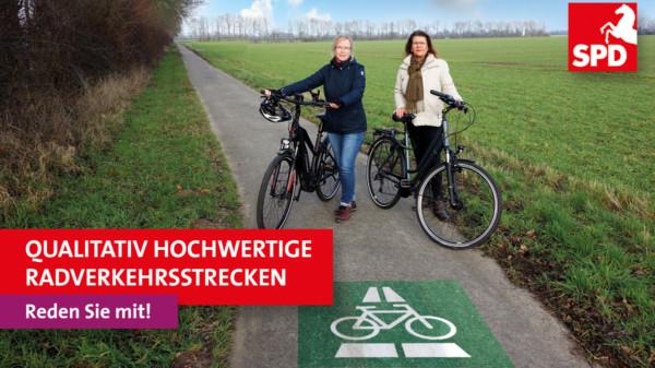 SPD-Thedinghausen / Thema: Radfahrstrecken in der Samtgemeinde