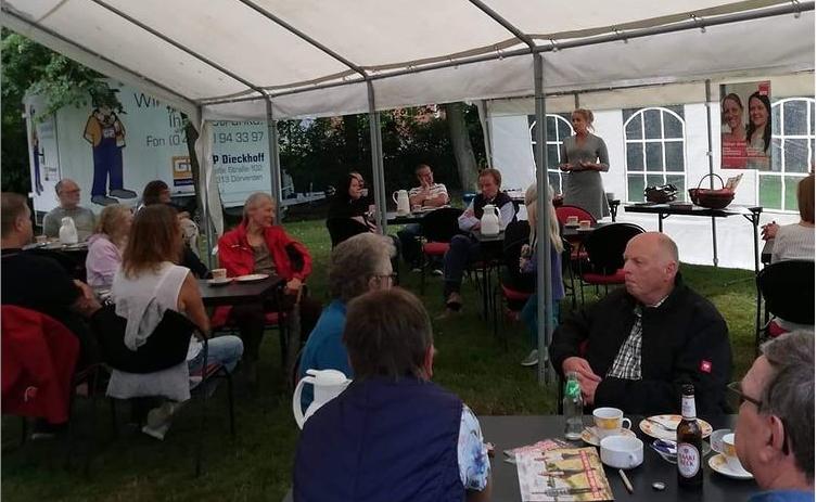Reichlich Besuch bei der Picknick-Veranstaltung