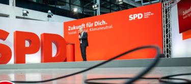 Olaf Scholz ist der Kanzlerkandidat der SPD