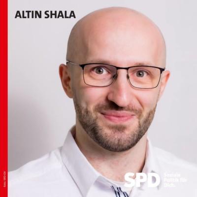 Wahlbild: Altin Shala