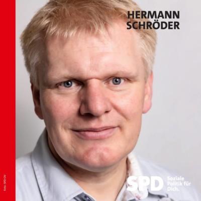 Wahlbild: Hermann Schröder