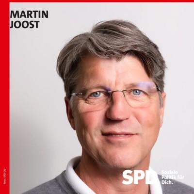Wahlbild: Martin Joost
