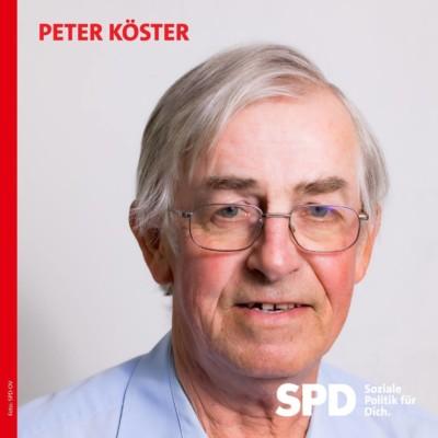 Wahlbild: Peter Köster