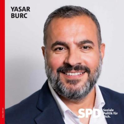 Wahlbild: Yasar Burc